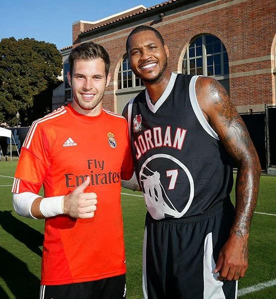¿Cuánto mide Carmelo Anthony? - Altura - Real height Carmelo-Anthony-Real-Madrid-Jesus-Fernandez