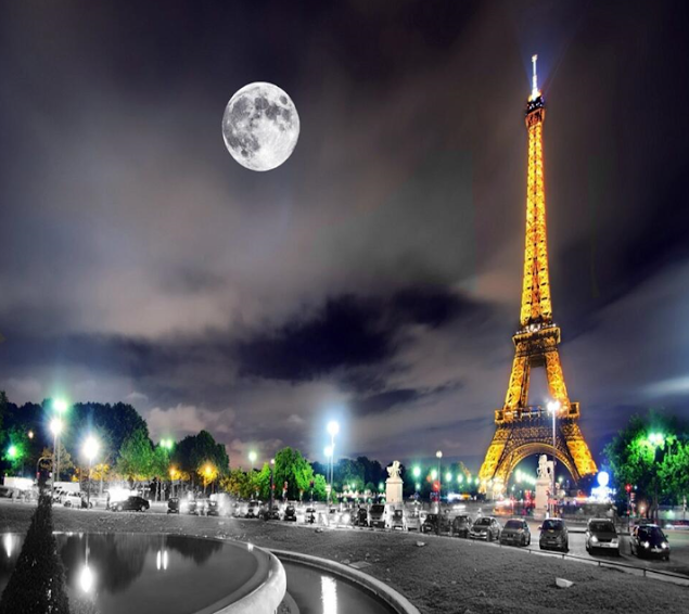 ------* SIEMPRE NOS QUEDARA PARIS *------ ___00__