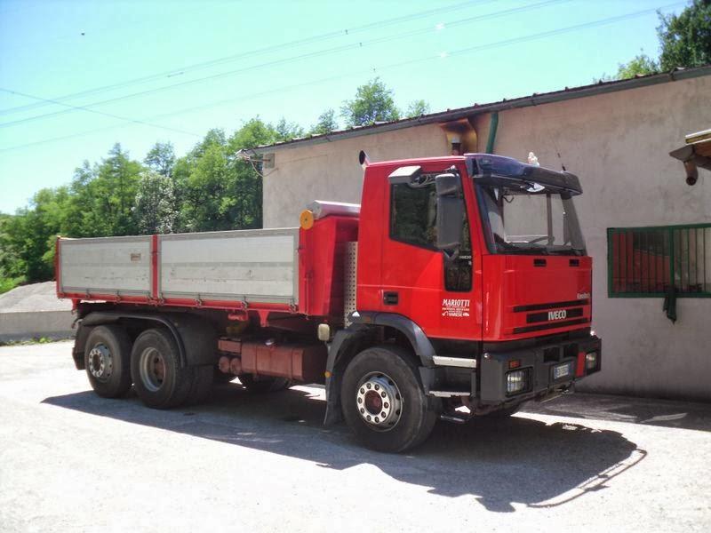 allestimento betoniere su camion Eurteh