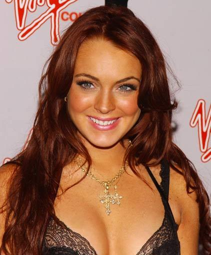 Lindsay Lohan Lindsay-lohan-pop-singer-and-model-4