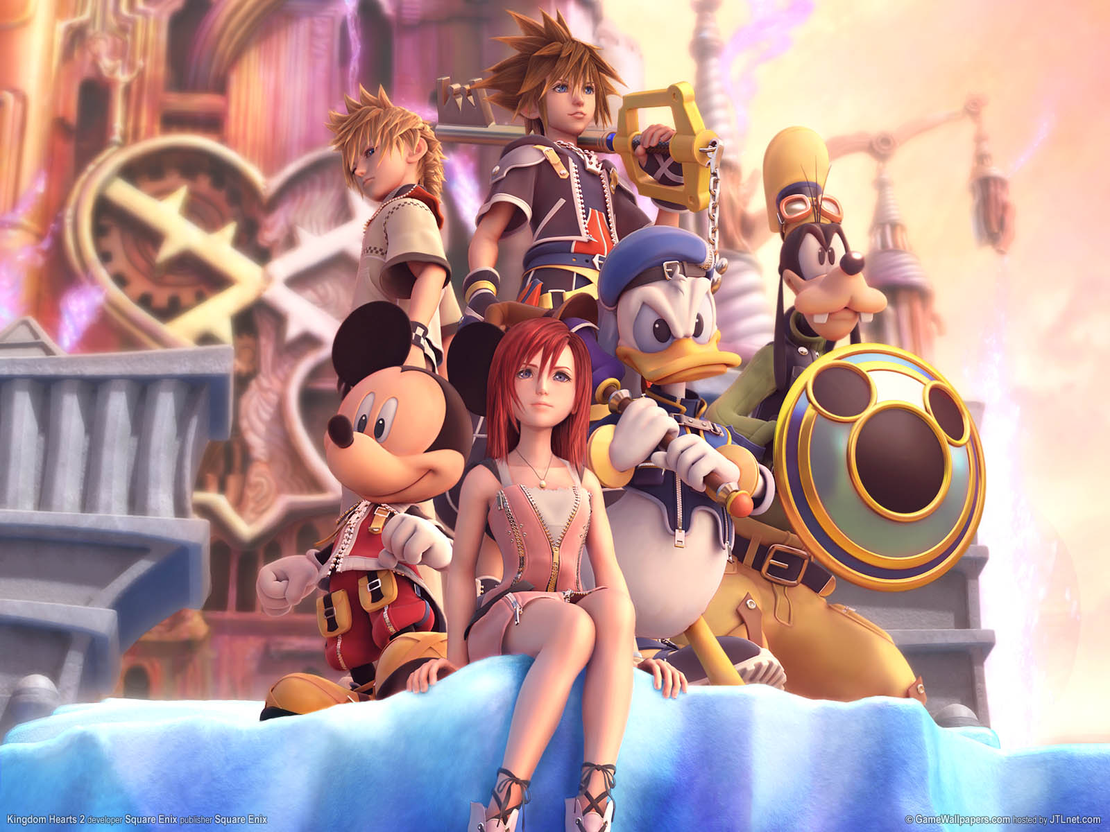 Hypah's game corner: Kingdom Hearts II review 64825