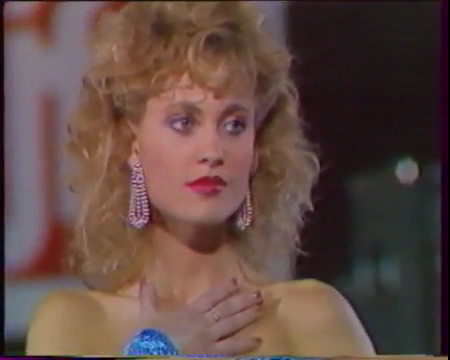 Aneta Kręglicka MISS WORLD 1989 Miss