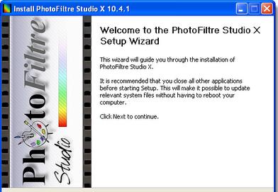PhotoFiltre Studio X v10.4.1 Español 2