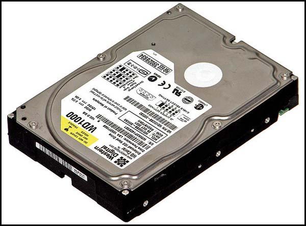 [صيانة الكمبيوتر] تحديد اي قطع الجهاز هي سبب المشكلة Hard-disk