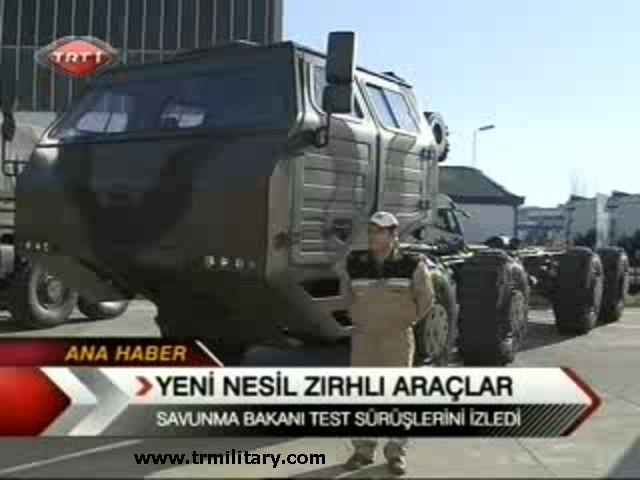 Industrie militaire turque - Page 22 BMC