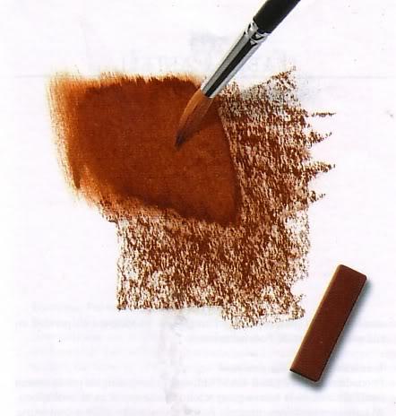 تقديم مبسط لالوان الباستيل و أدواته..طريقة ونصائح الرسم بالباستيل ..♡♡~ Storm_779646154_356472471