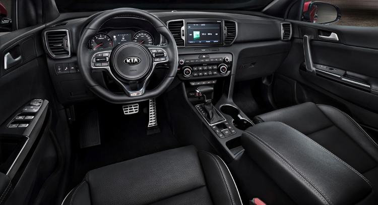 2018 - [Kia] Ceed III 2016-Kia-Sportage-0