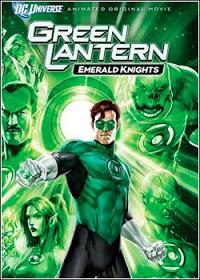 Lanterna Verde: Cavaleiros Esmeralda  1