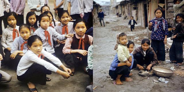 không - 42 tháng Tư và cuộc chiến không bom đạn Hanoi004c