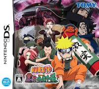 Todos los juegos de Naruto para NDS Jn