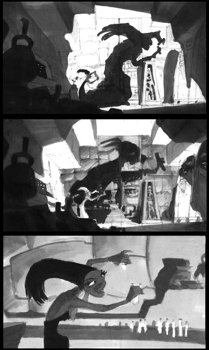 Kuzco, l'Empereur Mégalo [Walt Disney -2001] - Page 6 Kingdom001