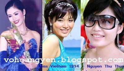 Miss Vietnam Overview MissVn1994