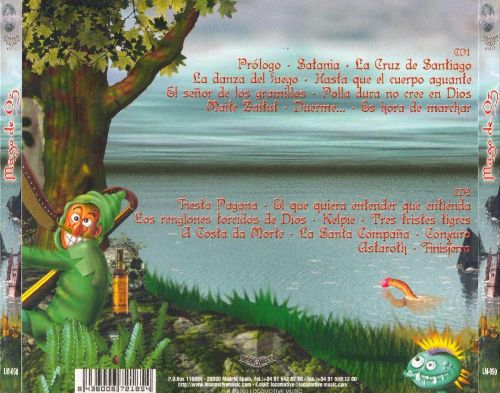A rodar XXXIII Mago_De_Oz-Finisterra-back