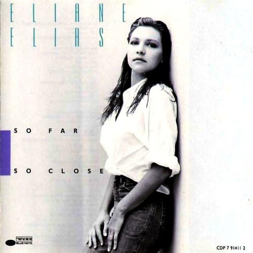 el nuevo disco de Eliane Elias 000a3e26