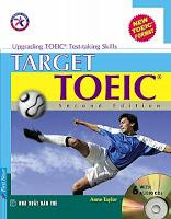 Tổng hợp All đĩa và sách TOEIC  Target-toeic