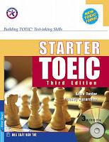 Tổng hợp All đĩa và sách TOEIC  Starter-toeic