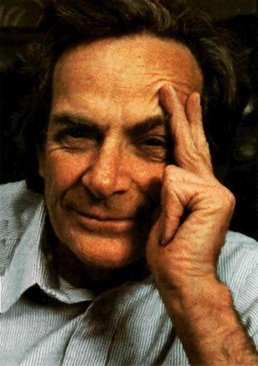 Balde de Newton: Uma Explicação Plausível? - Página 2 Richard_feynman