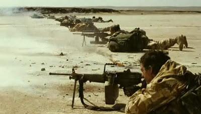 Duda del copón: se puede usar una brújula sobre un arma y/o marcadora Sas-soldiers