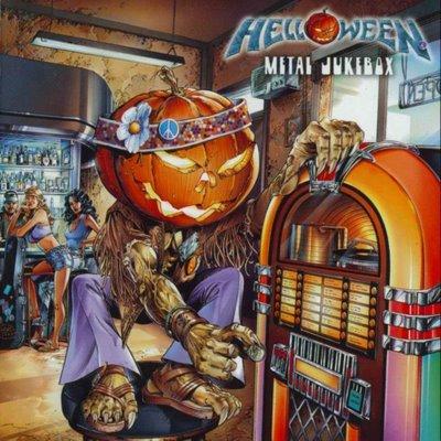 HELLOWEEN Helloween-Metal_Jukebox-Frontal
