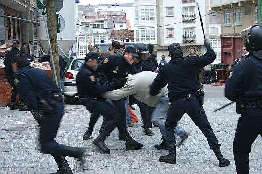 Espagne : chane midden akouray 1