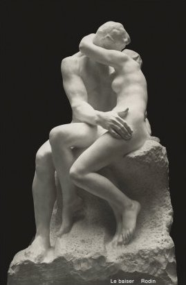 Auguste Rodin - Page 2 Rodin-the-kiss