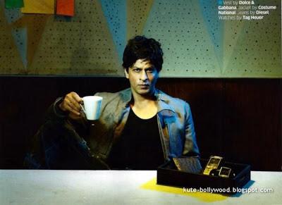 مجموعة صور لشارو خان Shahrukh Khan من مجلة GQ India 2010  7