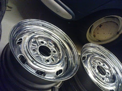 Llantas para un mexicano con 4 tornillos DSC01631