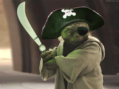 Fan Art Yoda_pirate_wallpaper