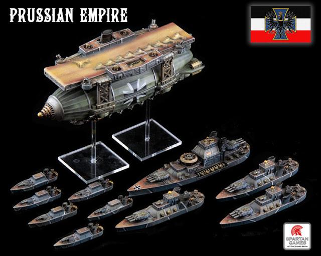 Dystopian Wars (Spartan Games) Prussian_empire_battle_group_740