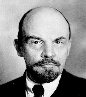 I più brutti scrittori.  Lenin