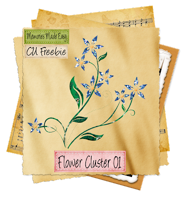 Flower Clusters 1-4 FlowerCluster01_Preview
