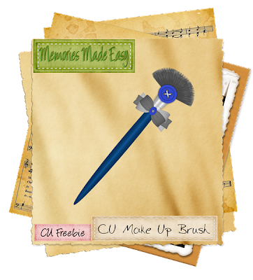 Make Up Brush (CU OK) (Memories made Easy) MME_MakeUpBrush_Preview