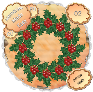 Christmas Wreaths 1-3 (CU OK ) {Memories Made Easy} ChristmasW02_PREVIEW