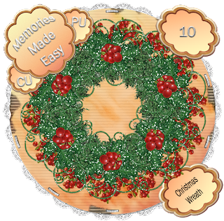 Christmas Wreaths 10-12 (CU OK ) {Memories Made Easy} ChristmasW10_PREVIEW