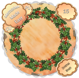 Christmas Wreaths 13-15 (CU OK ) {Memories Made Easy} ChristmasW15_PREVIEW