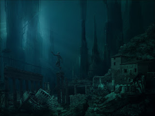 La Proie & le Chasseur [Aqualad II] Atlantis_by_everlite