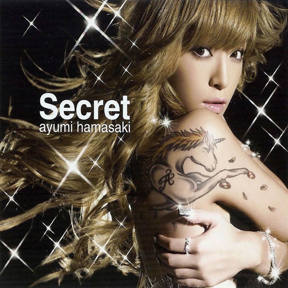 ¿Cual es tu álbum favorito de Ayumi Hamasaki? Ayumi_Hamasaki-Secret-Frontal