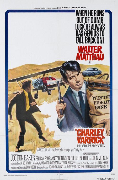Rory et le cinéma  Charley_varrick