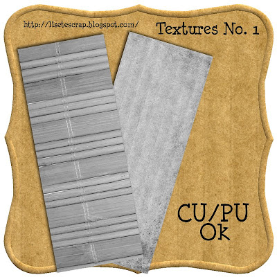 Textures No. 1 Freebie from liset@scrap Preview