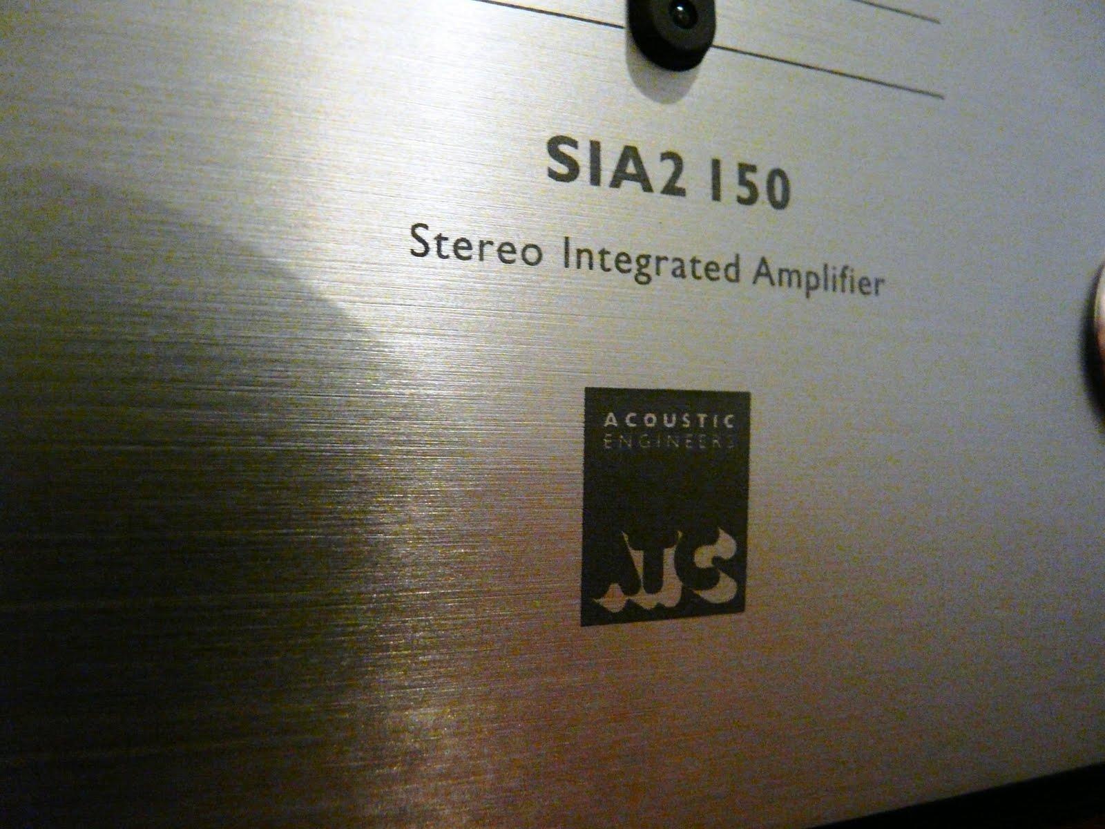 Amplificador para una ATC SCM40 P1090494