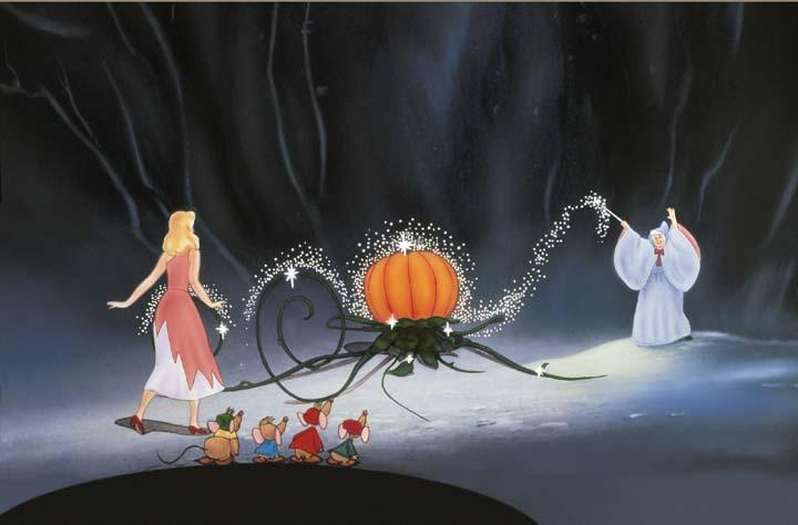 Crtani film Cinderella1