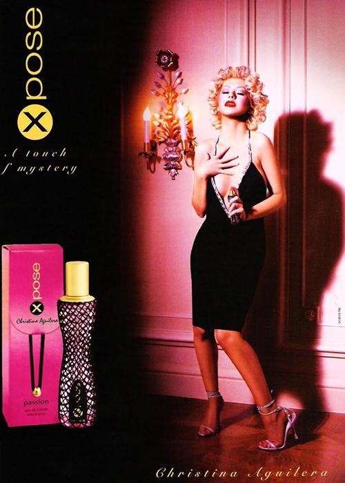 Fragancias >> Nuevo perfume >>Touch  of Seduction Xpose
