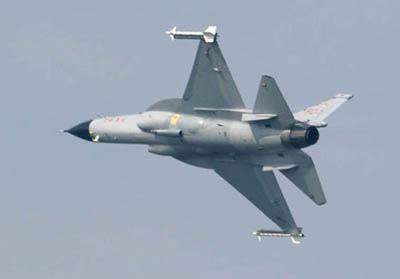 الجيش المغربي يسعىإلى اقتناء طائرات باكستانية JF-17_thunder