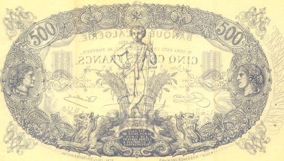 عملة الجزائر من الاستعمار الى يومنا هدا 609635605