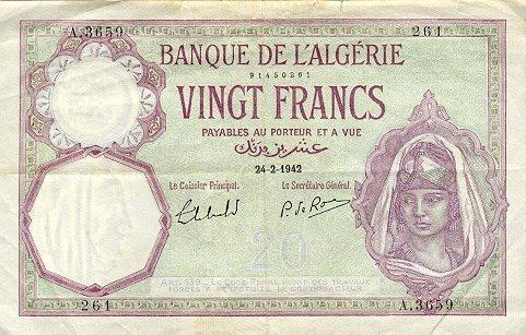 عملة الجزائر من الاستعمار الى يومنا هدا 788034745