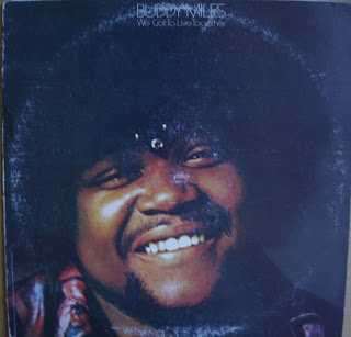 Buddy Miles : We Got To Live Together (1970) Buddy
