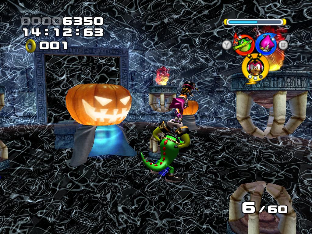 Sonic Heroes, présentation Heroes_Ghosts