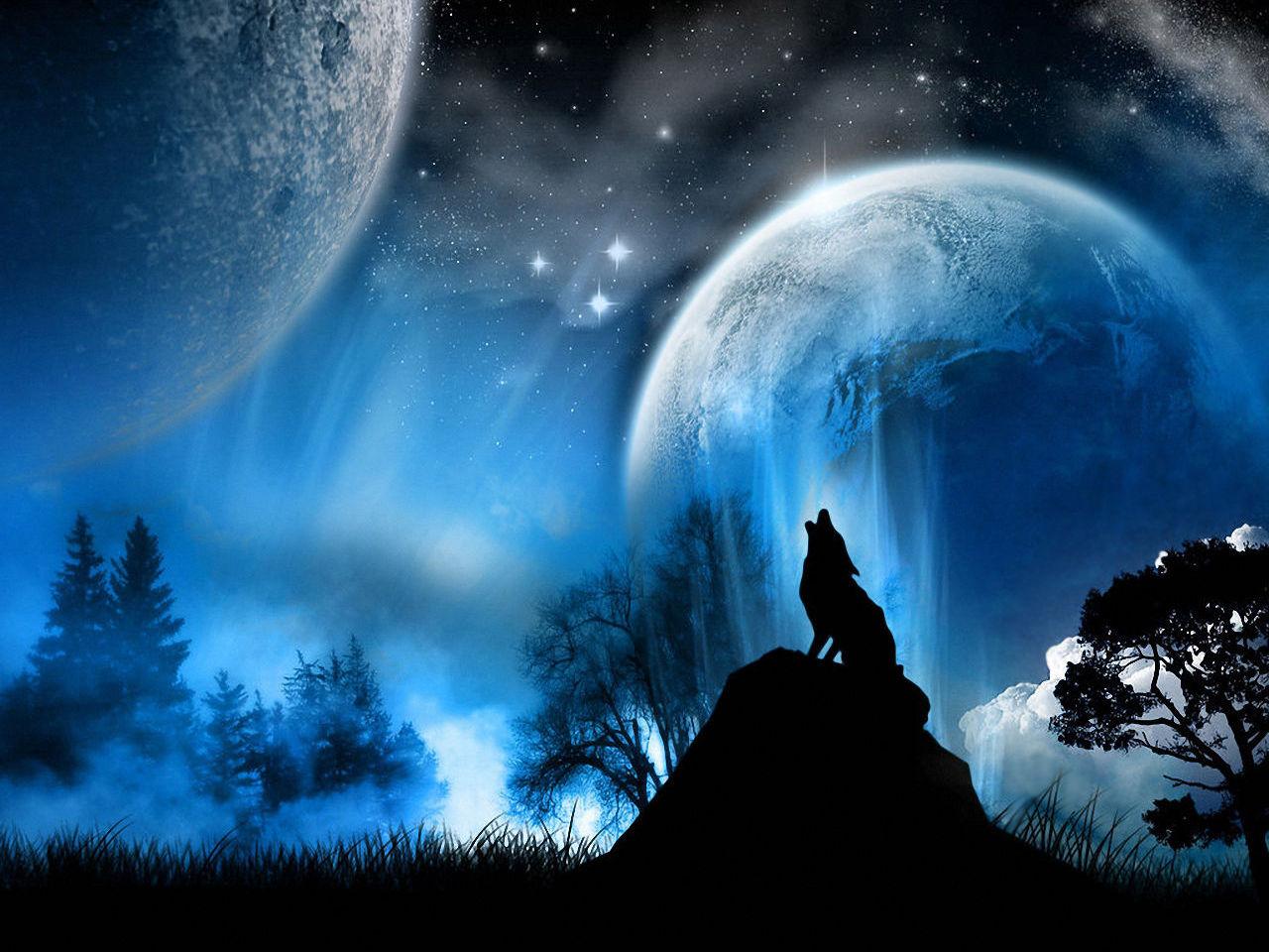 -LUNAS-MOONLIGHT - Página 17 Lobo_aullando_a_la_luna%255B1%255D