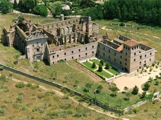 GUADARRAMA-LAS ROZAS DE PUERTO REAL:  Monasterio-santa-real-valdeiglesias