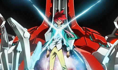 Star Driver - Kagayaki no Takuto Star-Driver